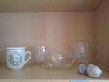 ティーポット&マグカップ入荷しました