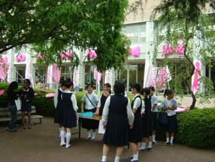 御園女学院 聖園祭にて